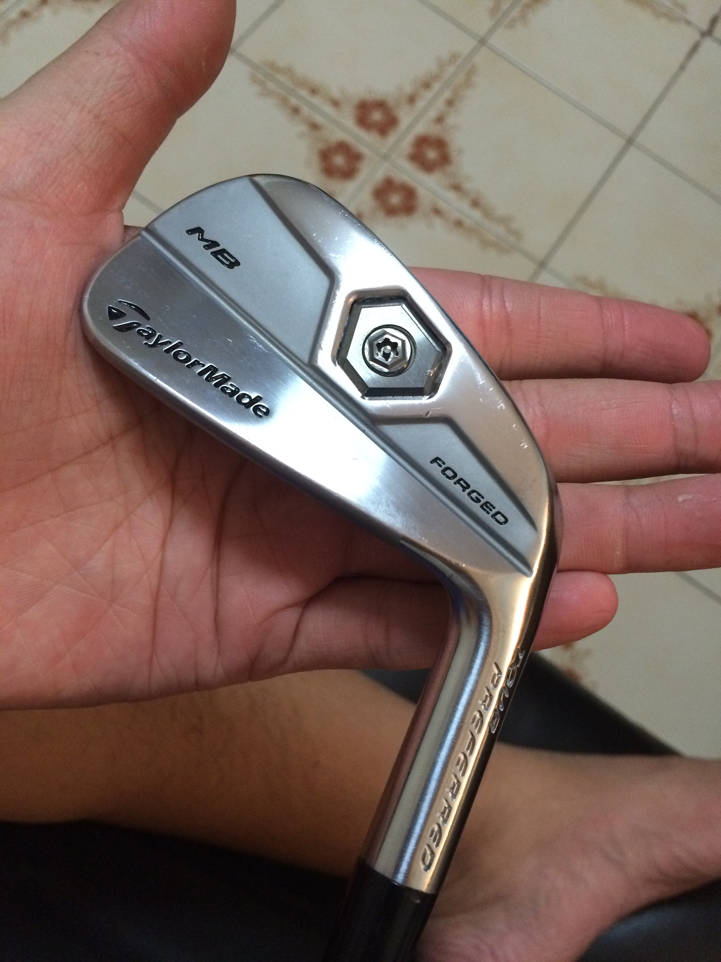 Taylormade Tour Preferred Mb Irons For Sale